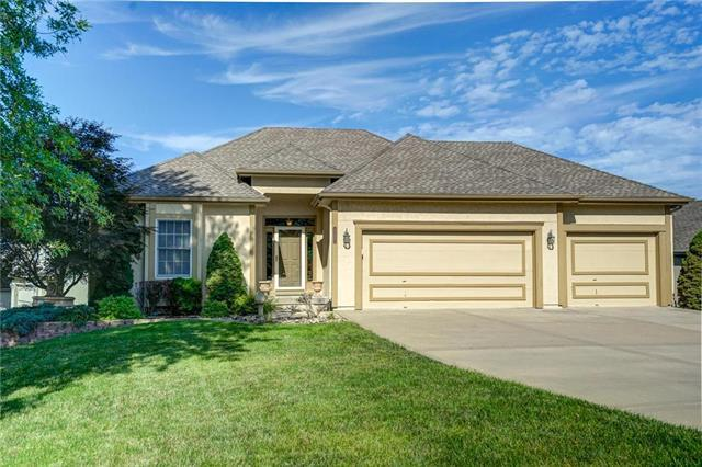 914 Aspen Drive, Smithville, MO 64089 (#2117281) :: Eric Craig Real Estate Team