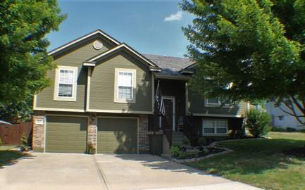 807 SW Lakeview Drive, Grain Valley, MO 64029 (#2117344) :: Edie Waters Network