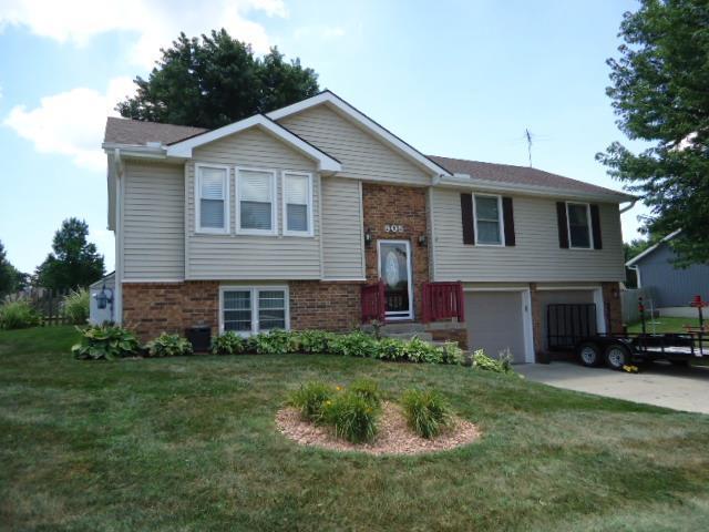 905 Parkridge Street, Harrisonville, MO 64701 (#2117531) :: Edie Waters Network