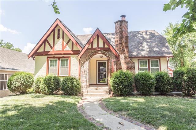312 E 69th Terrace, Kansas City, MO 64113 (#2118478) :: NestWork Homes