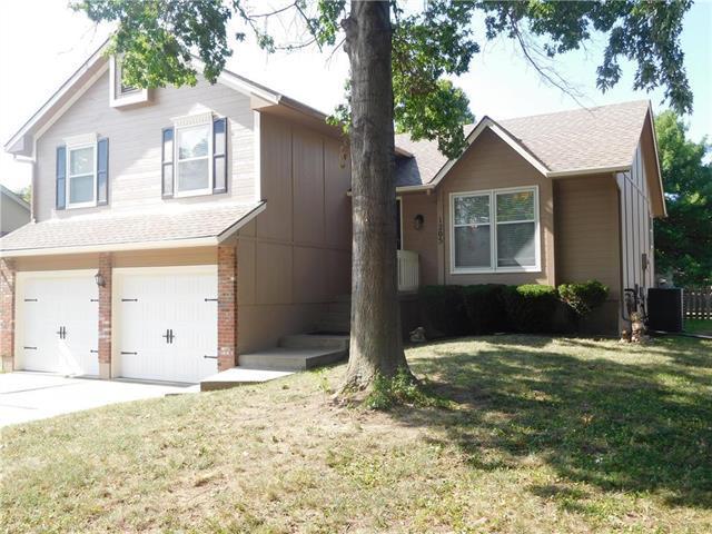 1205 SW Eastman Street, Blue Springs, MO 64015 (#2118566) :: NestWork Homes