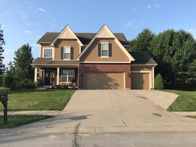 401 W 11th Terrace, Kearney, MO 64060 (#2118920) :: Edie Waters Network