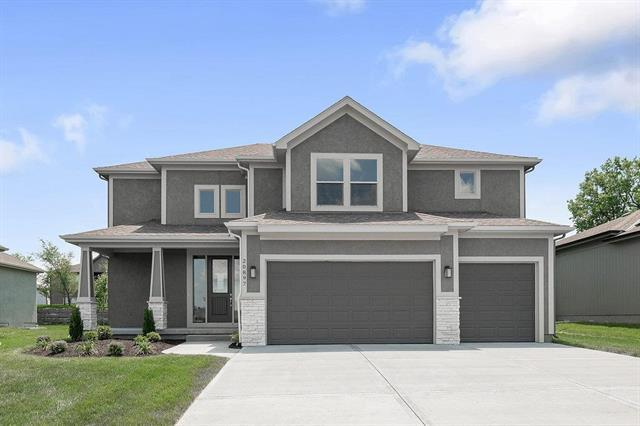 20897 W 115th Street, Olathe, KS 66061 (#2119051) :: Edie Waters Network