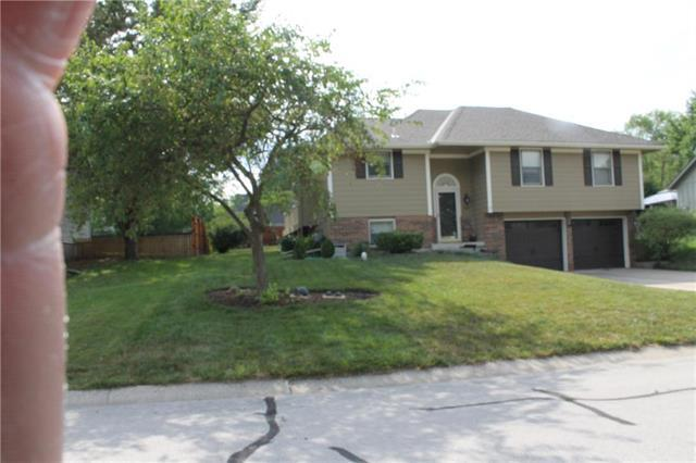 516 SE Richardson Place, Lee's Summit, MO 64064 (#2119185) :: Edie Waters Network