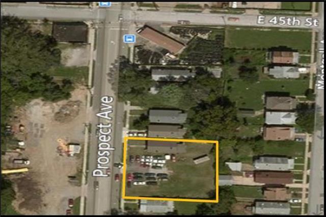 4521 Prospect Avenue, Kansas City, MO 64130 (#2119368) :: No Borders Real Estate
