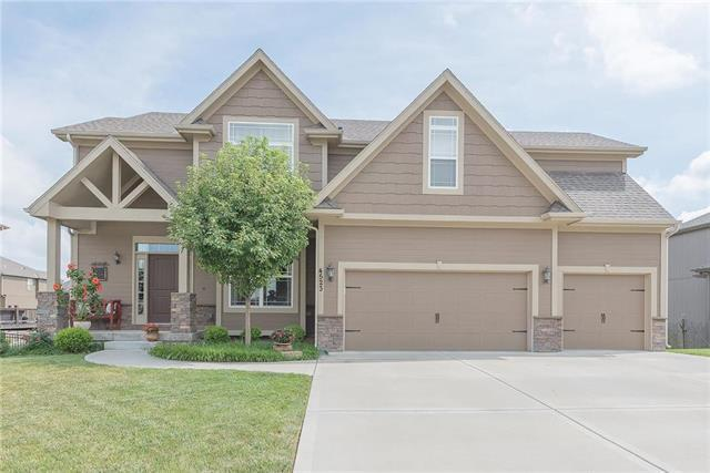 4523 NE 91st Terrace, Kansas City, MO 64156 (#2119446) :: Kansas City Homes