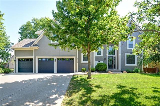8508 W 144TH Place, Overland Park, KS 66223 (#2119510) :: Kansas City Homes