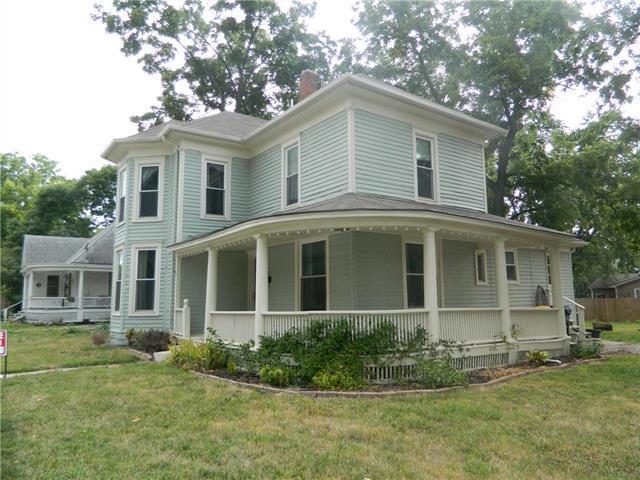 124 W Main Street, Gardner, KS 66030 (#2119662) :: Char MacCallum Real Estate Group