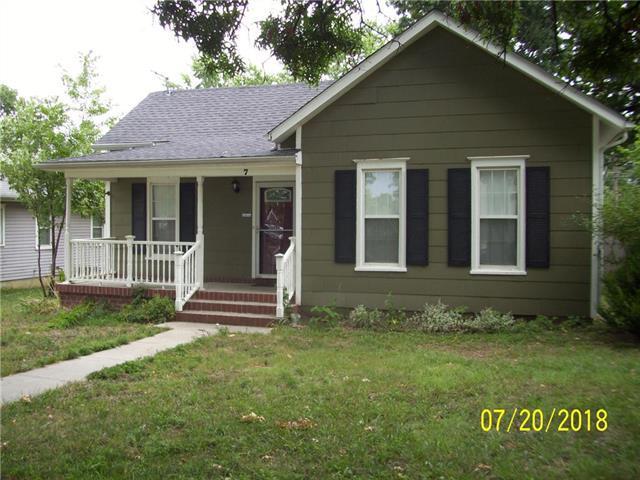7 E Shawnee Street, Paola, KS 66071 (#2119709) :: Char MacCallum Real Estate Group