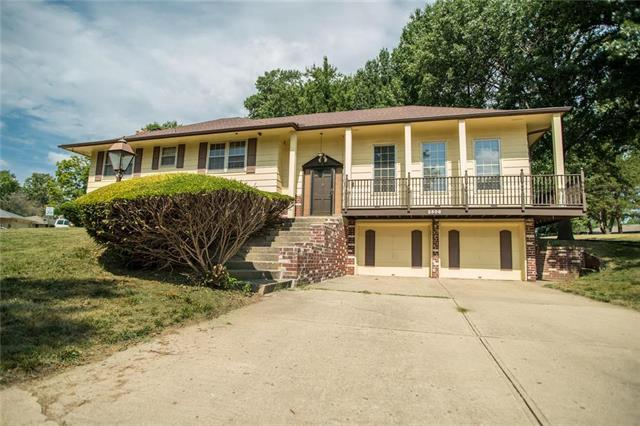 2506 N 59th Terrace, Kansas City, KS 66104 (#2119914) :: Edie Waters Network
