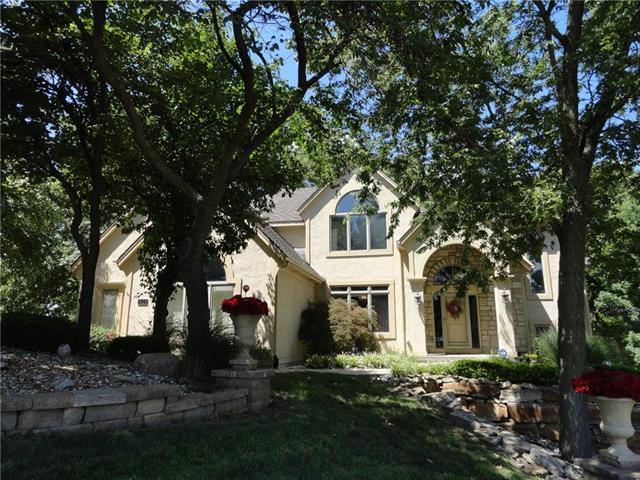 5701 N Cove View Court, Parkville, MO 64152 (#2120082) :: Kansas City Homes