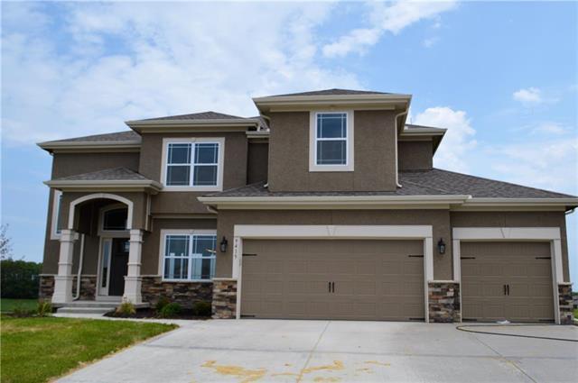 1231 NW 95th Street, Kansas City, MO 64155 (#2120271) :: Char MacCallum Real Estate Group