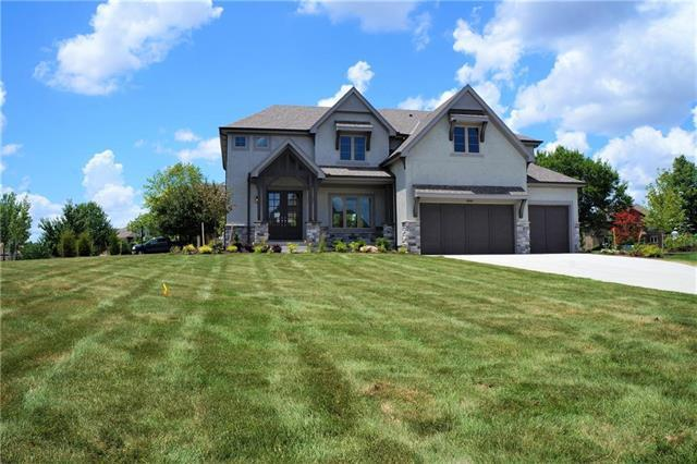 12300 W 168 Place, Overland Park, KS 66221 (#2120332) :: Edie Waters Network