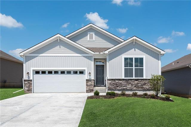 1110 SW Cheshire Drive, Lee's Summit, MO 64083 (#2120688) :: Char MacCallum Real Estate Group