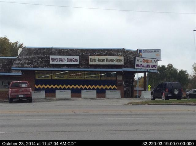 9101 E Us Hwy 40 Highway, Independence, MO 64055 (#2120731) :: Team Real Estate