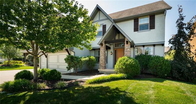9505 W 161st Street, Overland Park, KS 66085 (#2121178) :: No Borders Real Estate