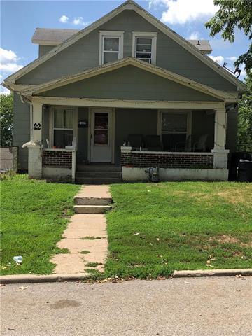 22 S 25th Street, Kansas City, KS 66102 (#2121626) :: The Gunselman Team