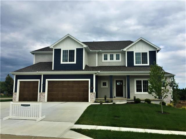 8913 N Marsh Avenue, Kansas City, MO 64157 (#2121667) :: No Borders Real Estate