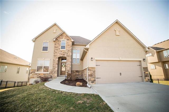 1233 Hetlage Way, Warrensburg, MO 64093 (#2121742) :: Char MacCallum Real Estate Group