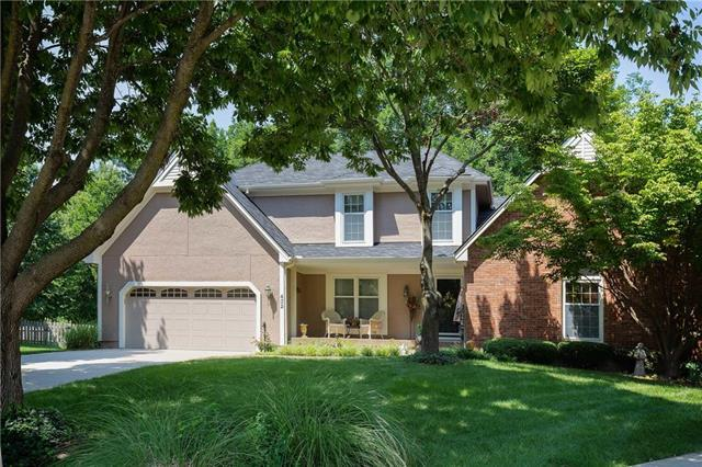 432 NW Cottonwood Drive, Lee's Summit, MO 64064 (#2121997) :: No Borders Real Estate