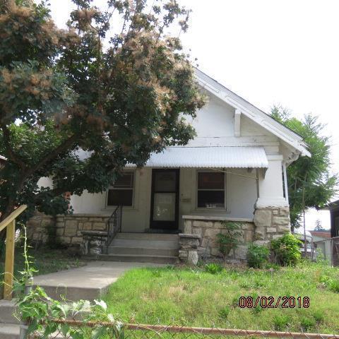 3539 Askew Avenue, Kansas City, MO 64128 (#2122200) :: Edie Waters Network