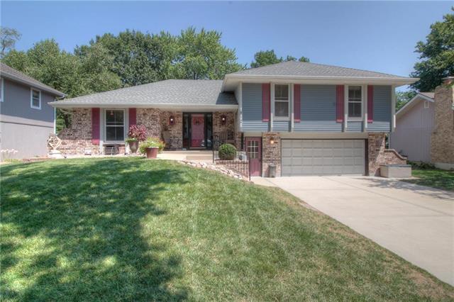 812 NE 81st Street, Kansas City, MO 64118 (#2122486) :: Edie Waters Network