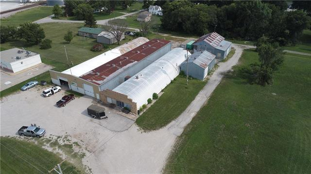205 E Market Street, Lacygne, KS 66040 (#2122830) :: Team Real Estate