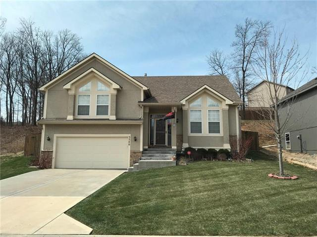 3717 NW 96th Court, Kansas City, MO 64154 (#2124522) :: Edie Waters Network