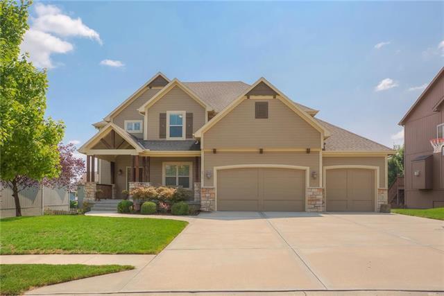 8517 NE 100th Terrace, Kansas City, MO 64157 (#2124524) :: Edie Waters Network