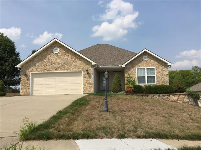 210 Prairie Rose Circle, Smithville, MO 64089 (#2124668) :: The Gunselman Team
