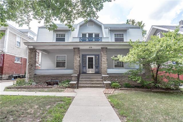 418 N 17th Street, Kansas City, KS 66102 (#2124824) :: Edie Waters Network