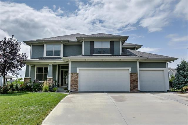 16845 W 163 Terrace, Olathe, KS 66062 (#2125007) :: Edie Waters Network