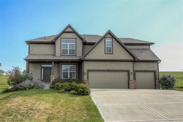 8846 NE 94th Street, Kansas City, MO 64157 (#2125086) :: No Borders Real Estate