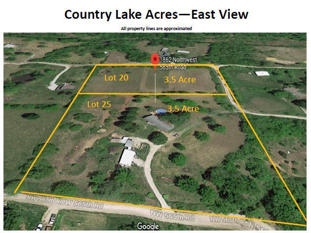 1862 NW 565th Road, Kingsville, MO 64061 (#2125176) :: Edie Waters Network