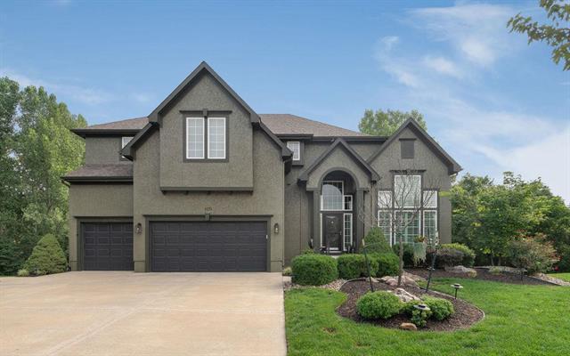 2544 W 132nd Terrace, Leawood, KS 66209 (#2125182) :: Edie Waters Network