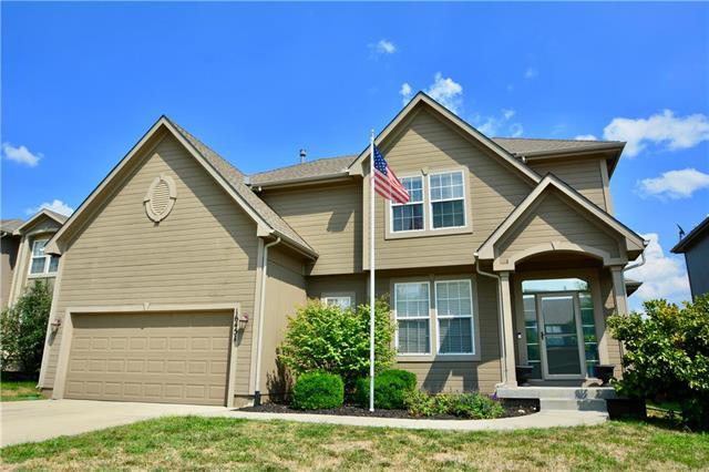 16451 S Ripley Street, Olathe, KS 66062 (#2125203) :: Edie Waters Network