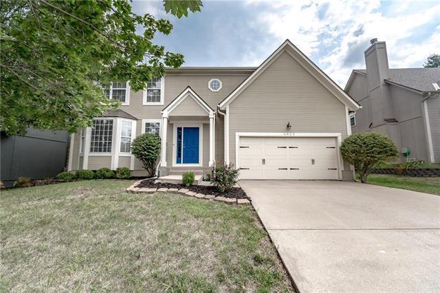 4809 Noreston Street, Shawnee, KS 66226 (#2125381) :: Team Real Estate