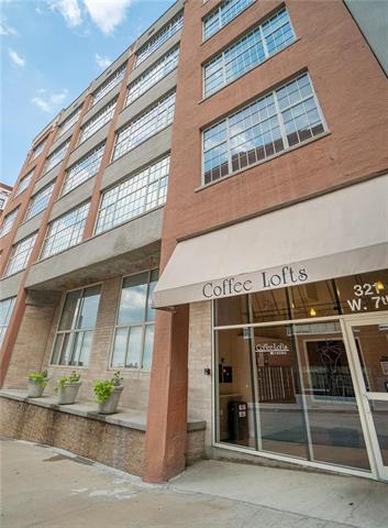 321 W 7th Street #205, Kansas City, MO 64105 (#2125424) :: Team Real Estate