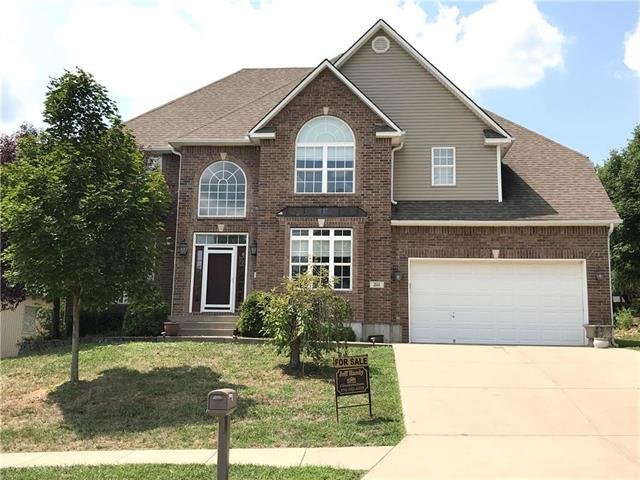 2111 NE Merchison Court, Blue Springs, MO 64014 (#2125479) :: Team Real Estate