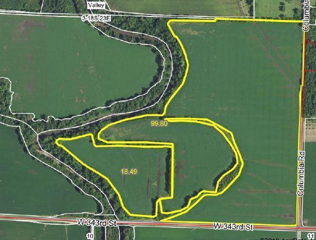 343 Columbia Road, Paola, KS 66071 (#2125490) :: Char MacCallum Real Estate Group