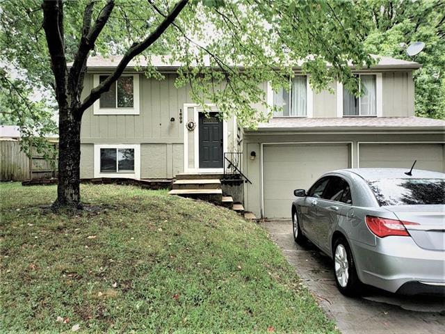 1609 S Kiowa Drive, Olathe, KS 66062 (#2125778) :: Team Real Estate