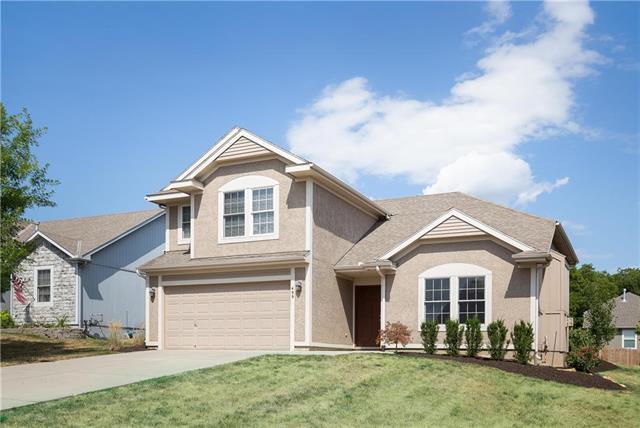499 S 137th Street, Bonner Springs, KS 66012 (#2125851) :: Team Real Estate