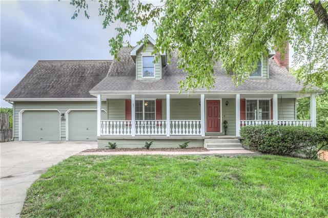 1306 Wildbriar Place, Liberty, MO 64068 (#2125899) :: Edie Waters Network