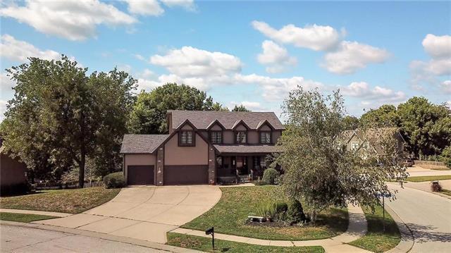 744 Cottonwood Terrace, Liberty, MO 64068 (#2125909) :: Team Real Estate