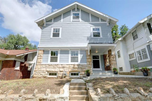 Bellefontaine Avenue, Kansas City, MO 64124 (#2125929) :: Team Real Estate