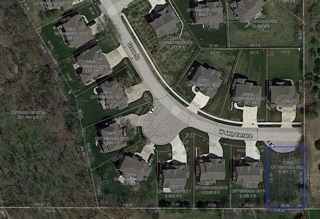 22903 W 48th Terrace, Shawnee, KS 66224 (#2126006) :: Edie Waters Network