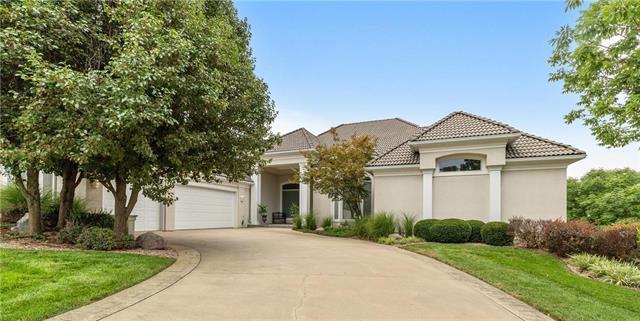 668 NE Rushbrook Drive, Lee's Summit, MO 64064 (#2126176) :: Char MacCallum Real Estate Group