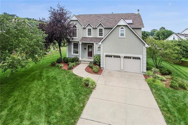 5113 S Cedar Crest Court, Independence, MO 64055 (#2126537) :: Edie Waters Network