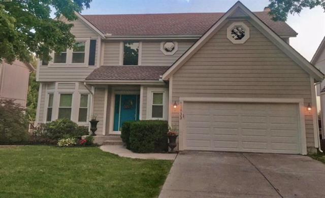 13933 W 73rd Street, Shawnee, KS 66216 (#2126806) :: No Borders Real Estate