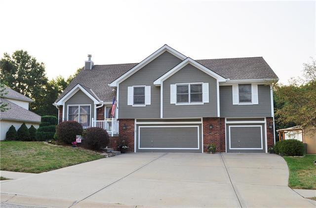 408 Lakeview Drive, Smithville, MO 64089 (#2126882) :: Edie Waters Network